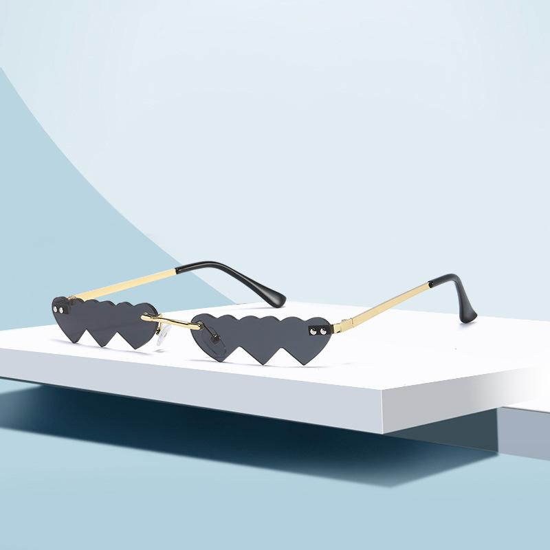 امرأة نظارات شمسية نظارات شمسية إمرأة شاطئ الأزياء نظارات UV400 7 لون جيد