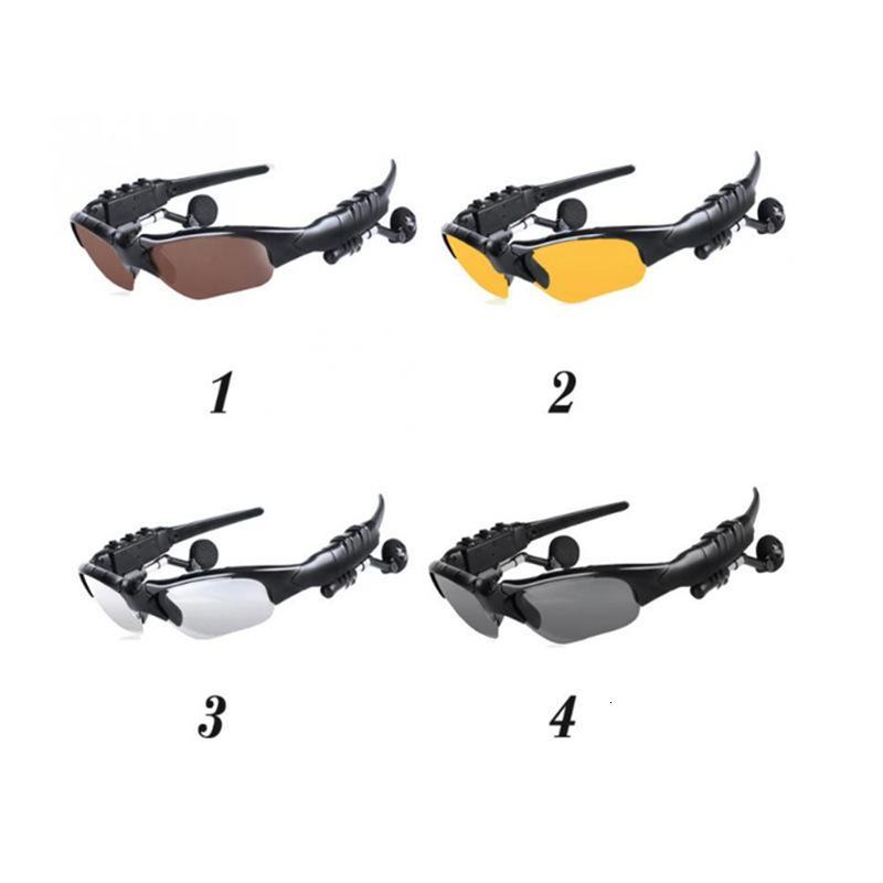 4.1 남성과 여성을위한 음악 스테레오 블루투스 안경 사진 촬영 기능으로 선글라스를 분극하기