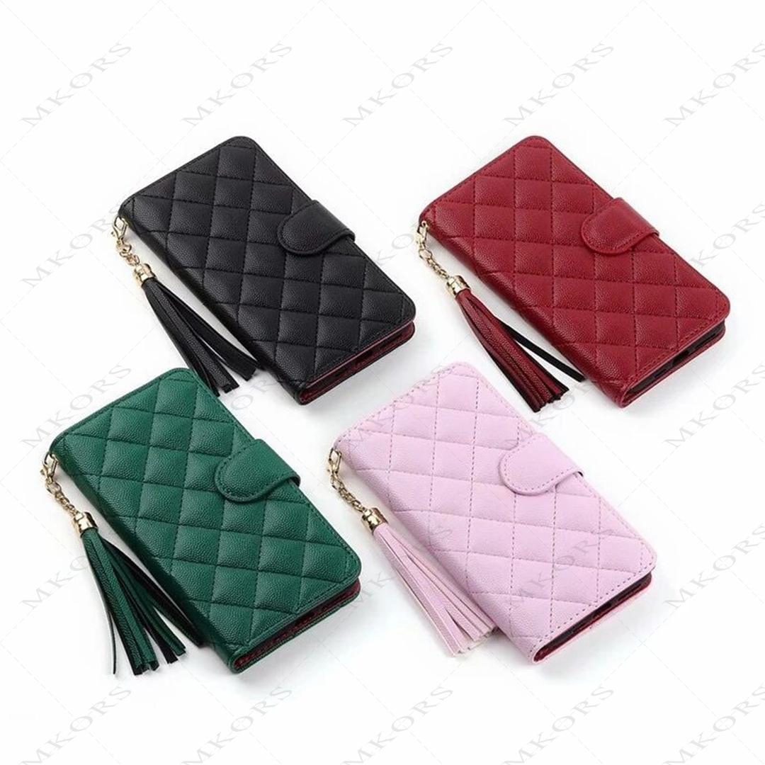 الكلاسيكية مصمم حالة الهاتف لآيفون 12 ميني 12PRO 11 11PRO X XS ماكس XR 8 7 زائد جلد محفظة فليب الحقيبة غطاء ل iPhone12 11PROMAX
