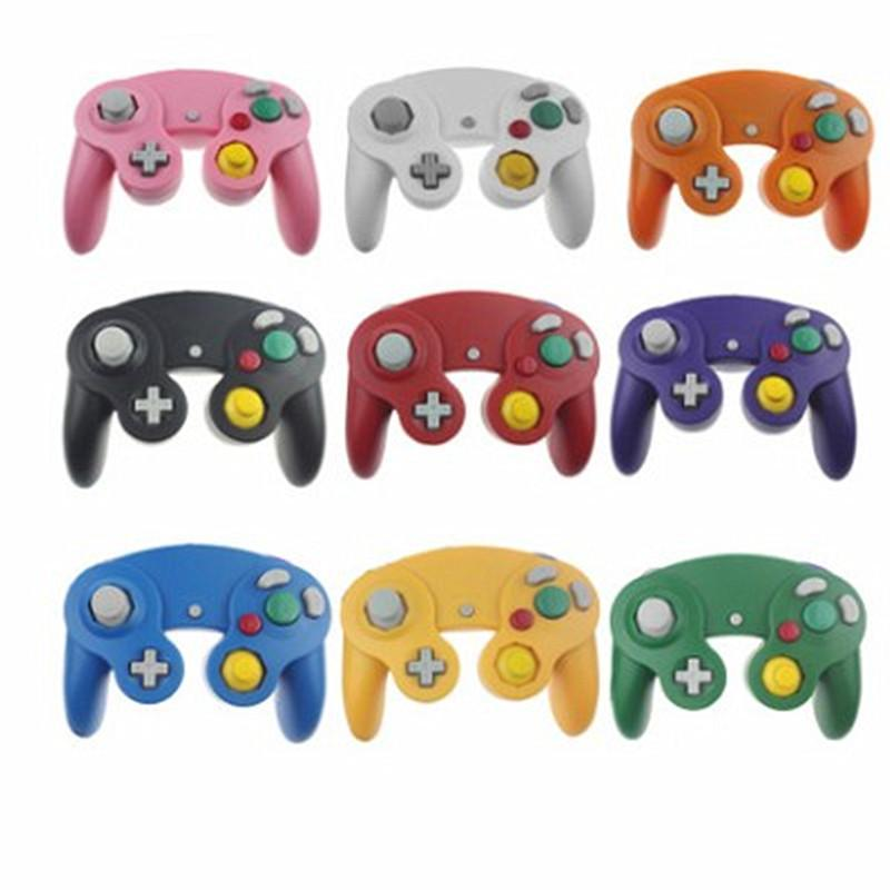 Game Shock JoyPad Vibration For Ninten Wii GameCube Controller fors Two kinds interface Multi-color optional