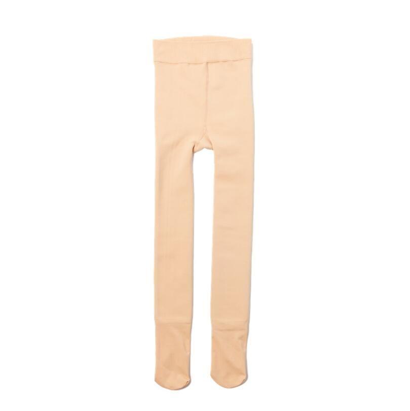 Hot Velet Thickening Leggings for Kids girls Thick Warm Stocking Legging Charcoal Fleece Elastic Pants Winter Warm Leggings
