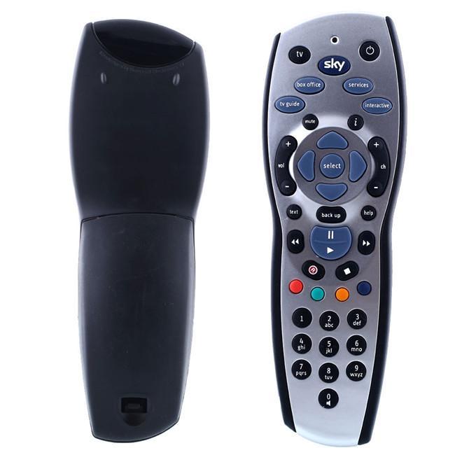 Hochwertige Universal-TV-Fernseher Ersatz Fernbedienung Fernbedienungs-Fernbedienung Universal Sky HD + Plus Programmieren Fernbedienung Fast DHL