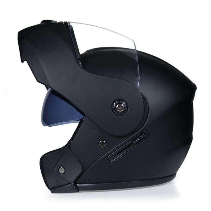 Motorcycle Helmet Male Personality Full Face Helmet Cover Four Seasons Universal Locomotive Off-Road