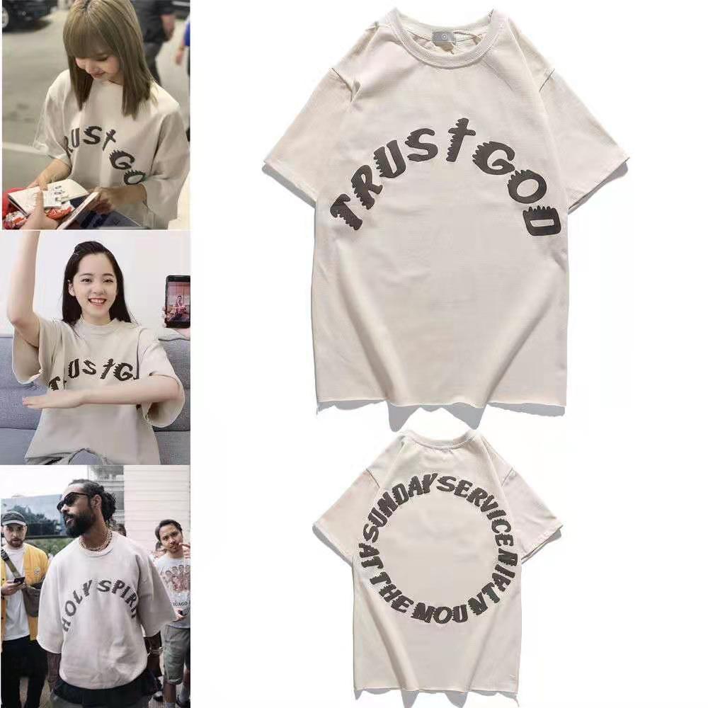 2021 Mens T Gömlek erkek Mektup Baskı Tasarımcısı T-shirt Erkek Bayan Kaykay Bahar Yaz Hip Hop Erkek Tasarımcı T Shirt