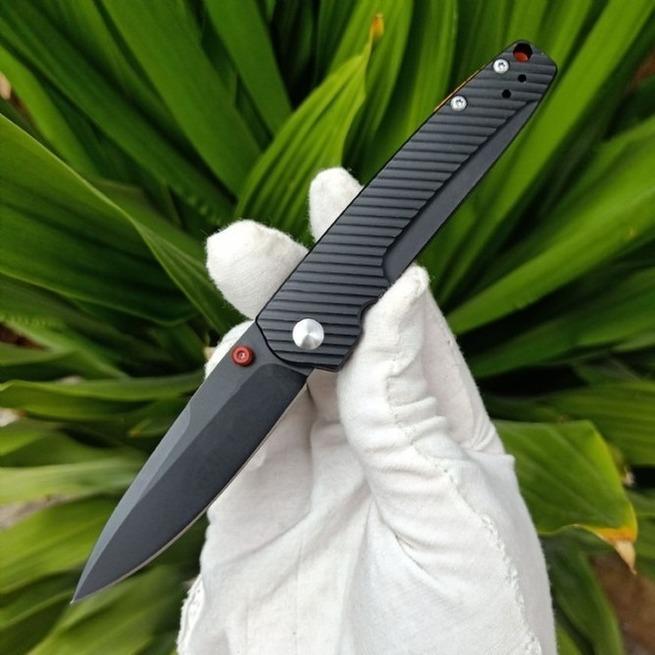 Borboleta na faca BM485 Axiss Bolso Faca dobrável M390 Lâmina TC4 Titanium Hand Tactical Hunting Caça EDC Sobrevivência Ferramenta Facas A2922