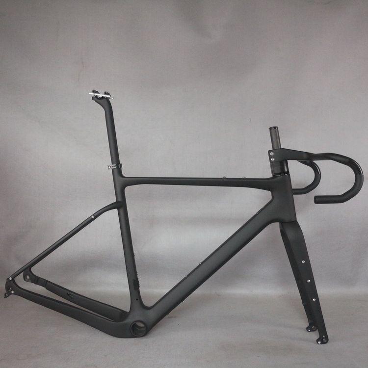 2021 جميع الكابل الداخلي القرص الحصى الإطار سوبر ضوء T1000 الحصى دراجة الإطار GR044، دراجة الحصى إطار مصنع بيع بيع
