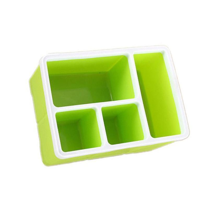 زجاجات التخزين الجرار فرز مربع التجميل خلع الملابس طاولة سطح المكتب القرطاسية البلاستيك العناية بالبشرة التشطيب