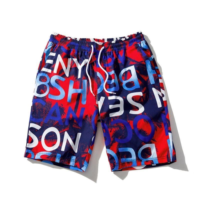 Pantaloncini casual Plus Size 4XL 5XL Summer Men Shorts Beach Shorts Hip Hop Brevi pantaloni Streetwear New Moda