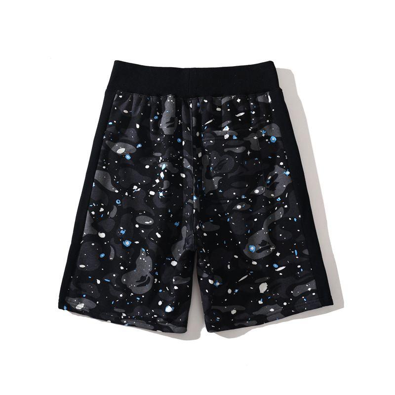 Erkekler Rahat Yaz Şort Erkek Moda Pantolon Adam Kamuflaj Kısa Pantolon Trendy Fitness Sportwear Koşu Rahat Gevşetilmiş Pantolon ST202106