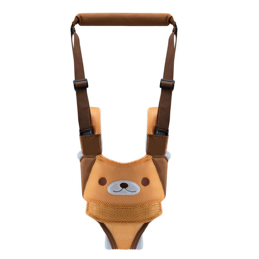 Etiqueta privada Baby Walker Beldler Belt Andador Para Bebe Caminando con chaleco Aprender a caminar Walks Mochila Arnés Correa de seguridad para niños