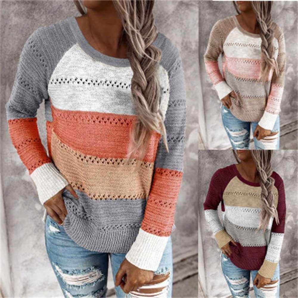 2021 nuovo autunno inverno nuovo maglione pullover