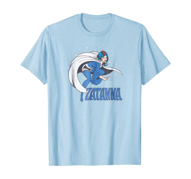 Justice League Zatanna T-Shirt