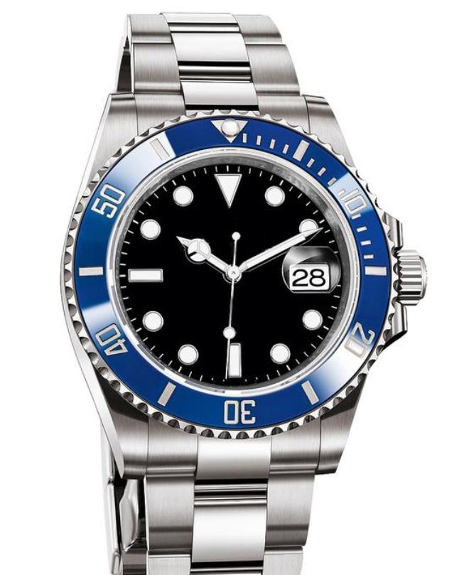 Moda cerámica bisel para mujer master hombres para hombre señoras Movimiento mecánico automático GMT Designer Diamond Wristwatches Watches 2021 Watch
