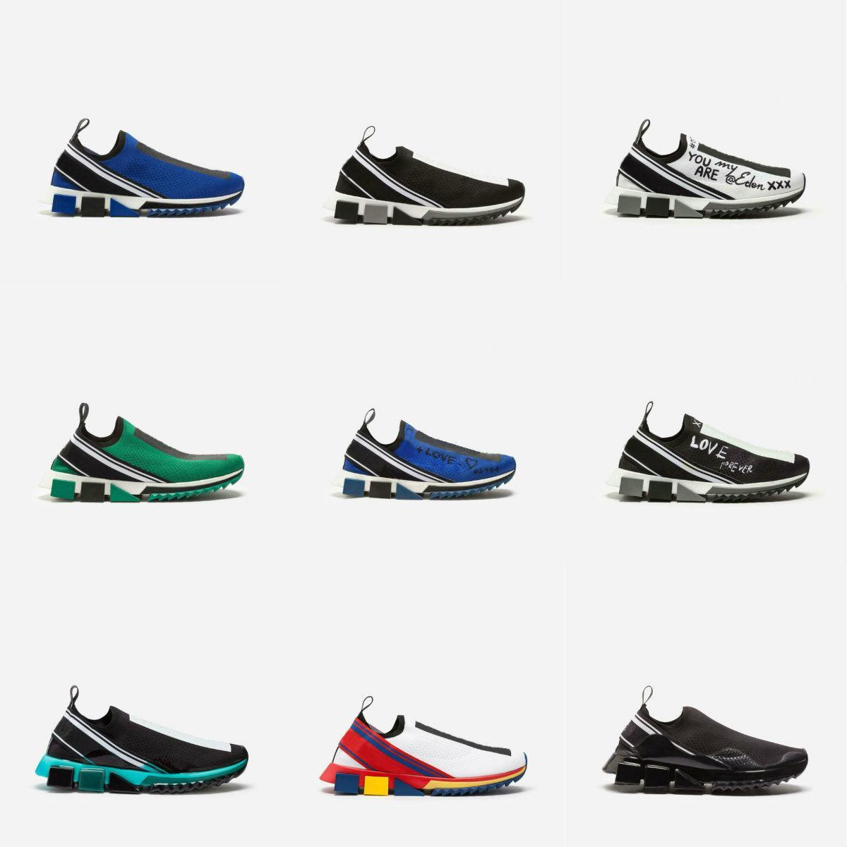 Kutu ile Moda Sneaker Rahat Ayakkabılar Eğitmenler Moda Spor Ayakkabı Yüksek Kaliteli Deri Çizmeler Sandalet Terlik Vintage Hava Erkek Kadın M2
