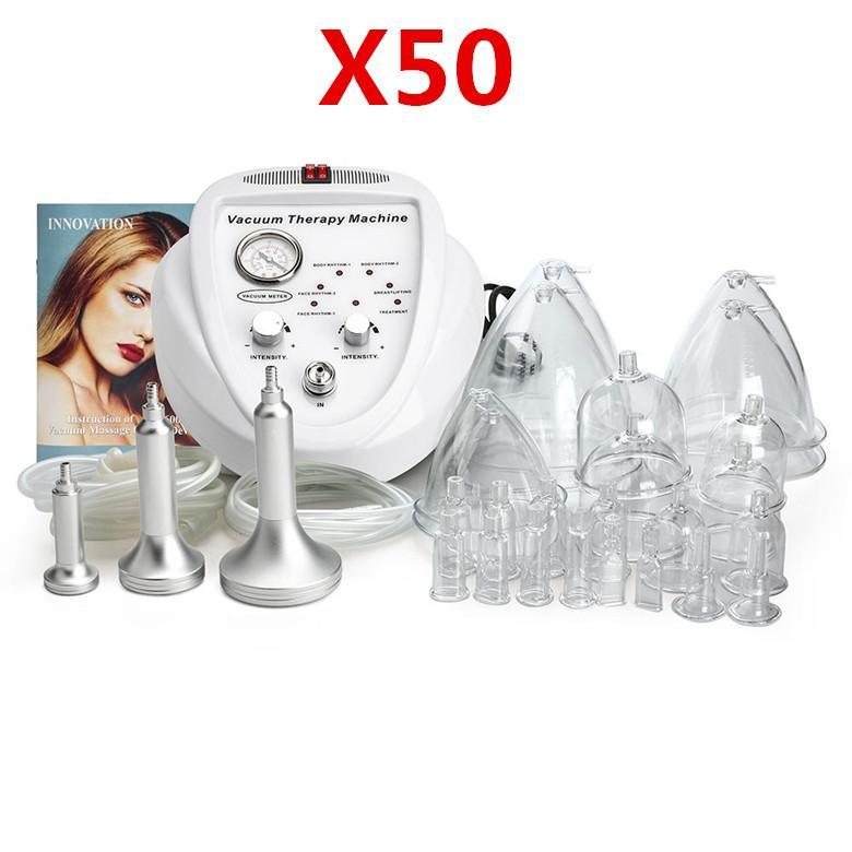 X50 Новые высококачественные ягодицы подъемник вакуумная машина для увеличения груди Терапия Машина Enhancer Butter Hip Enhancer