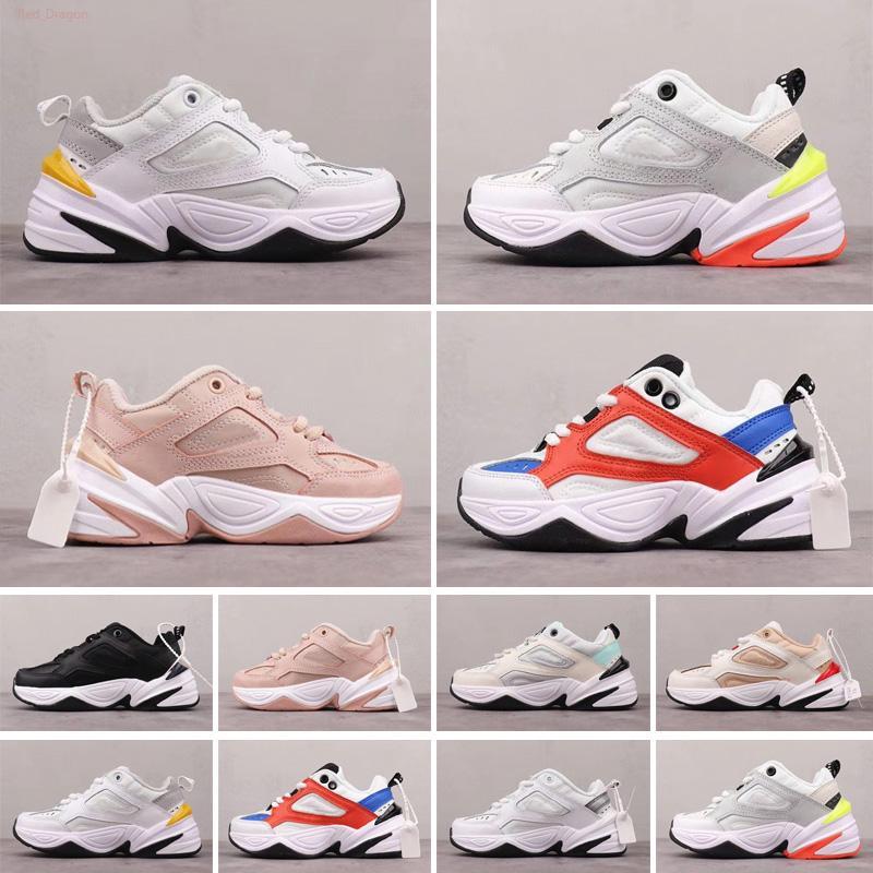 M2K Tekno Çocuk Koşu Ayakkabıları M2K Tekno Phantom Tıknaz Ayakkabı Çocuk Boy Için Pembe Kız Sneaker Spor Eğitmenleri Yarım Mavi Kraliyet Mavi Çocuk Ayakkabı