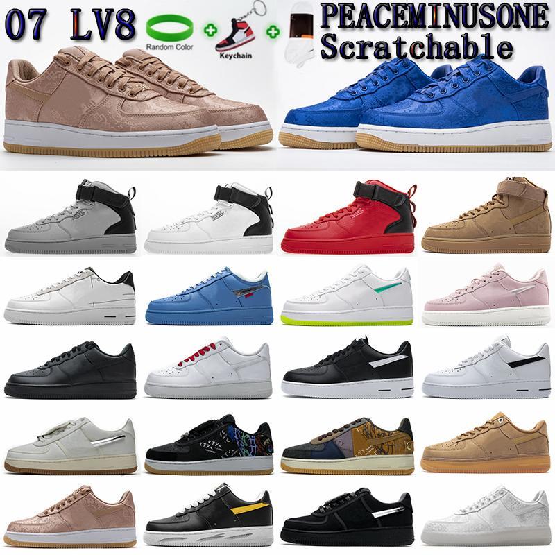 2021 CLOT X Nike Air Force 1 Blue Silk REACT QS Light Bone Moma Weatherman Mens Sapatos Casuais Tipo Outdoor Low Top 1 07 Mulheres 354 Preto White Sport Utility 1S Designer Dunks