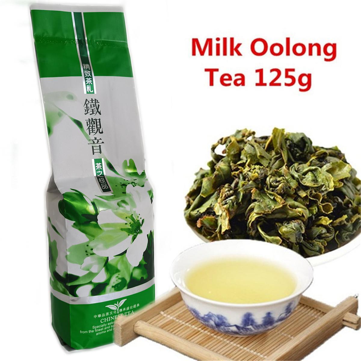 125G китайский органический улун чай из Тайваня высокое качество молока улун зеленый чай новый весенний чай зеленый пищи Продвижение