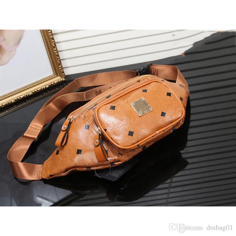 الوردي sugao الخصر حقيبة محفظة printedter الرجال والنساء السفر فاني حزمة حزام الصدر crossbody بو الجلود جودة عالية