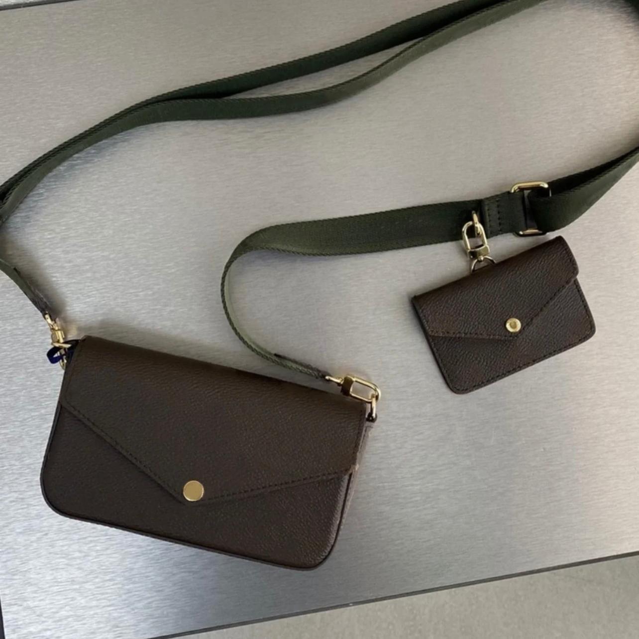 İkiz Set Omuz Çantaları Kadın Çanta Akşam Çanta Lady Moda Zincir Çanta Bayan Omuz Çantası Çanta Messenger Çanta Bayan Çanta Çantalar