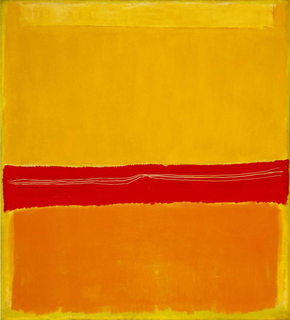Mark Rothko Number 22 Painting Home Decor Handcrafts /HD Print Oil Painting On Canvas Wall Art Picture 210226
