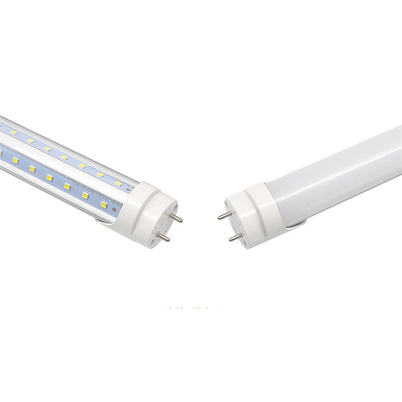 T8 LED Tubes Lights 3ft G13 28W V-Shaped AC85-265V PF0.95 5000K 5500K 2835SMD Fluorescent Bulbs Lamps Direct from Shenzhen China Factory