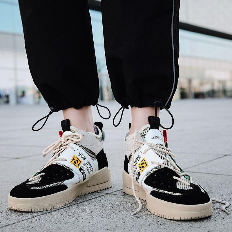 Новые спортивные туфли для мальчиков Высококачественные труднодоступные скейтбординг обувь для скейтборда или спортивный отдых