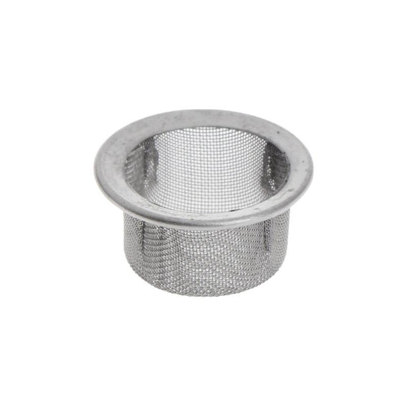 Telas de aço inoxidável Tubulação de tabaco para tubos de fumar de cristal Use filtros de tela de metal bola de esferas de esfera 258 v2
