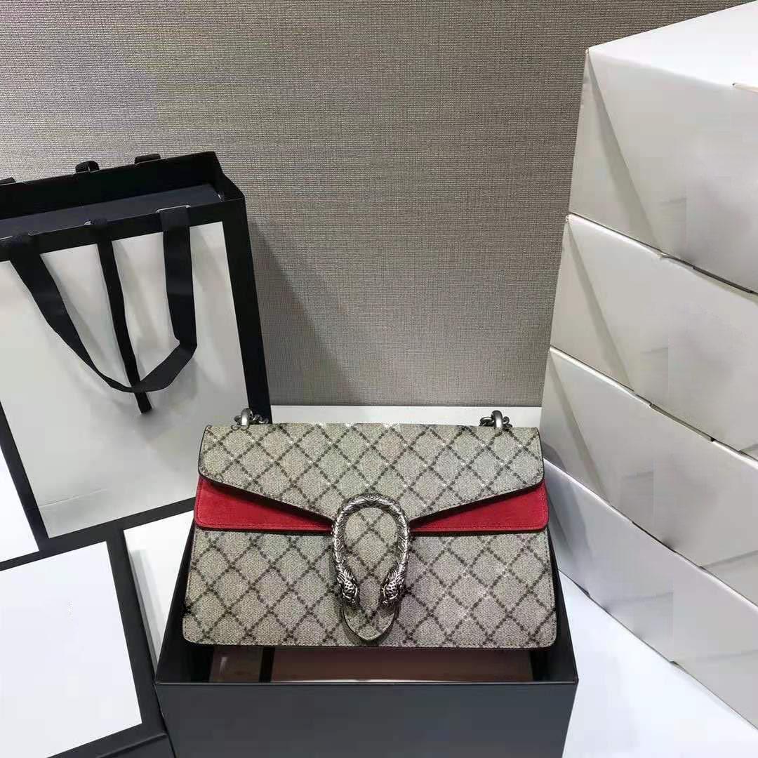 Borse in pelle Luxurys Designer Designer Borse di moda Donne Donna Borsa Top Borse Borsa Femminile Qualità Messenger Crossbody 2021 MQHSJ
