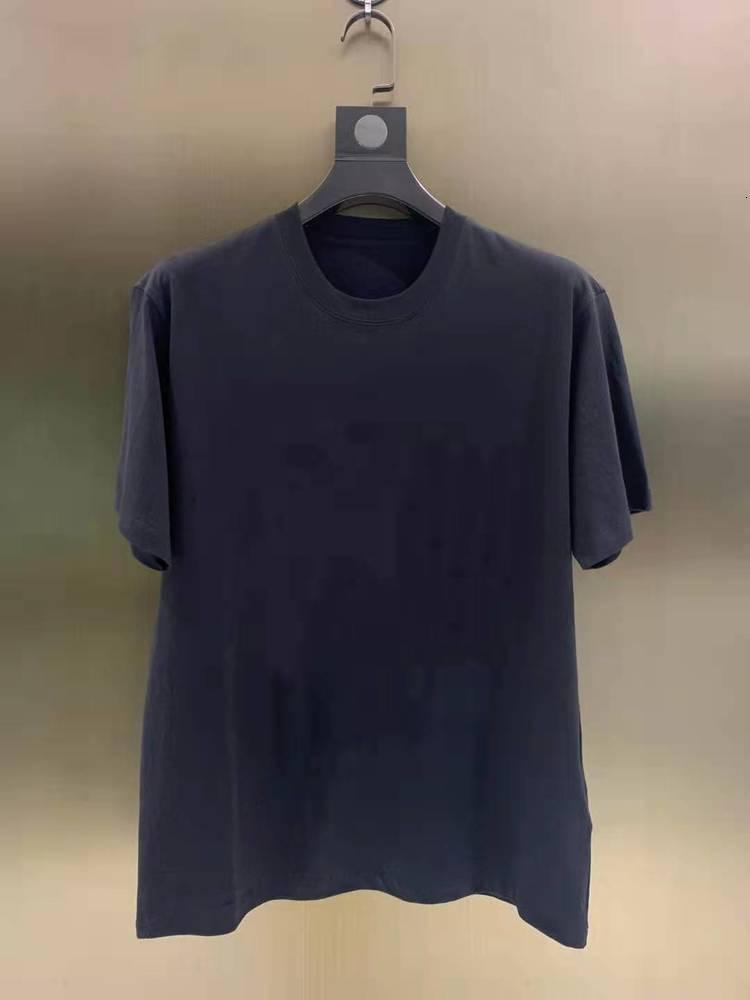 21ss أوائل الربيع قصيرة الأكمام المحملة الرجال النساء عالية الشارع الأزياء قصيرة الأكمام القمصان الصيف تنفس المحملة zdllg0309.