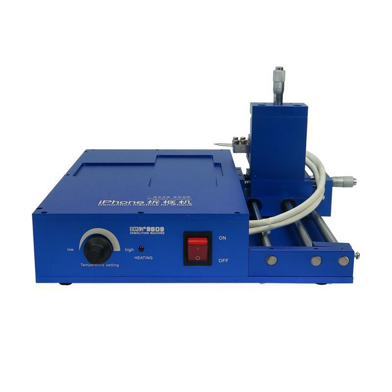 Elektrowerkzeug-Sets Heizschneidentrennermaschine für X / XS / XS MAX Metallrahmen und -Screen-Trennen