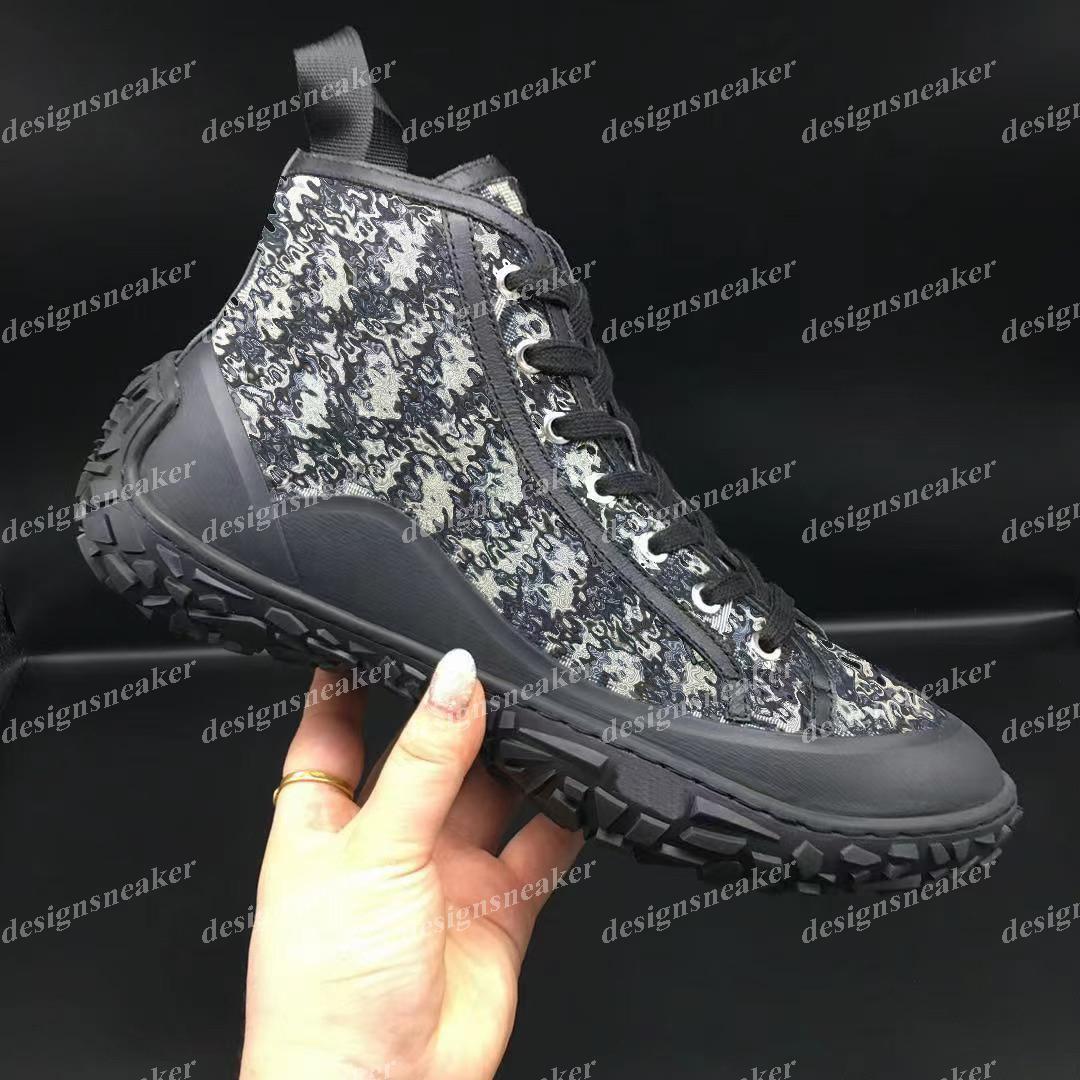 أعلى جودة المصممين الفاخرة الأحذية 28 obliqe التكنولوجيا قماش المدربين أحذية رياضية الرجال النساء أزياء أزواج في منصة حذاء عارضة