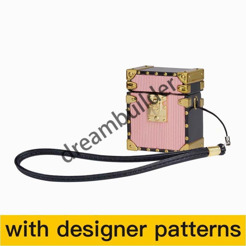 TOP 2021 ARIPODS PRO Cases Wireless Bluetooth Cuffie Bluetooth Manicotto protettivo Moda Airpodi creativi 2 Caso Headpset Color Laser