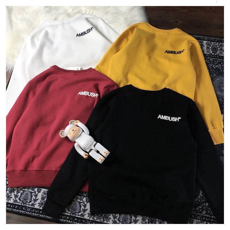 2021 Pusu Bahar Yeni erkek ve kadın harfleri baskılı pamuk kazak ceket rahat trend hoodies 0qt1