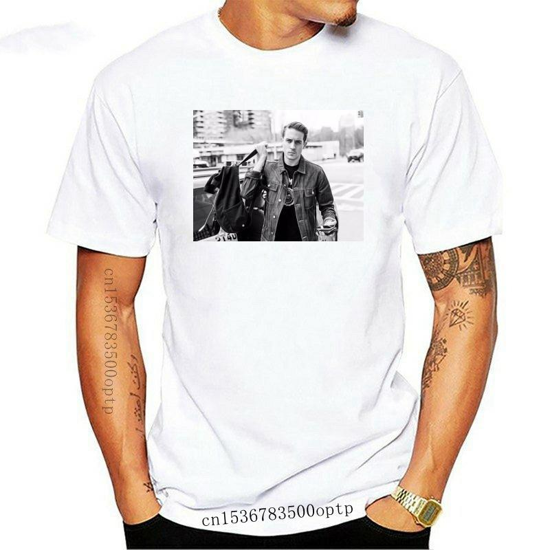 Erkek T-Shirt G Eazy T Gömlek PO Poster Tee Küçük Orta Büyük veya XL