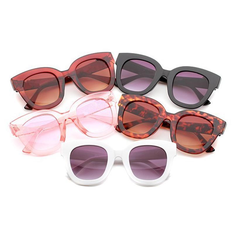 Lunettes de soleil pour femmes de luxe de luxe luxe lunettes lunettes d'été haute qualité UV400 protection lunettes de lunette mixte