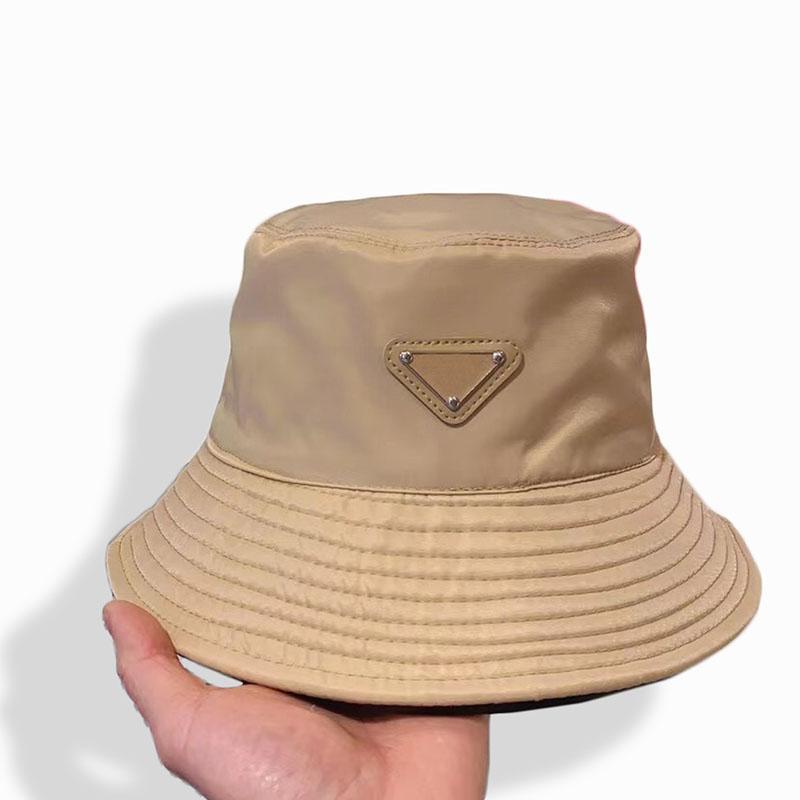 Kova Şapka Tasarımcılar Kapaklar Şapka Erkek Gömme Şapka Metal Üçgen Beanie Bonnet Moda Marka Balıkçılık Casquette Gorra 2021042103xv