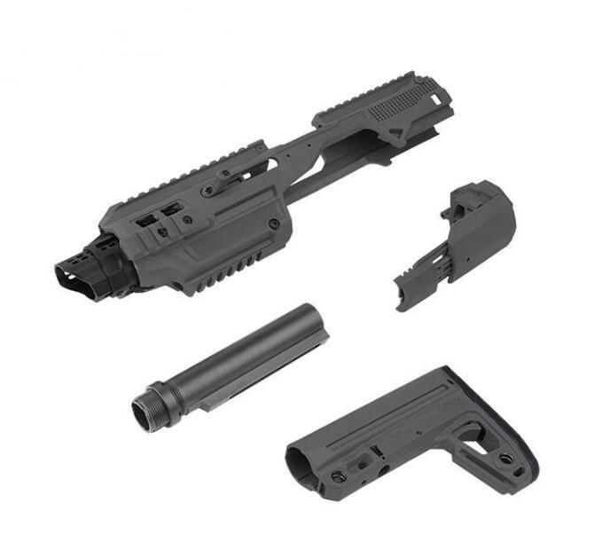 CAA Airsoft Roni Toys Pistol G17 Kit di conversione carabina per accessori in nylon G17