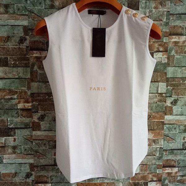Donne T-shirt Estate Design della moda Lettera stampata T-shirt T-shirt in cotone Casual Tees manica corta manica magliette di buona qualità TR001