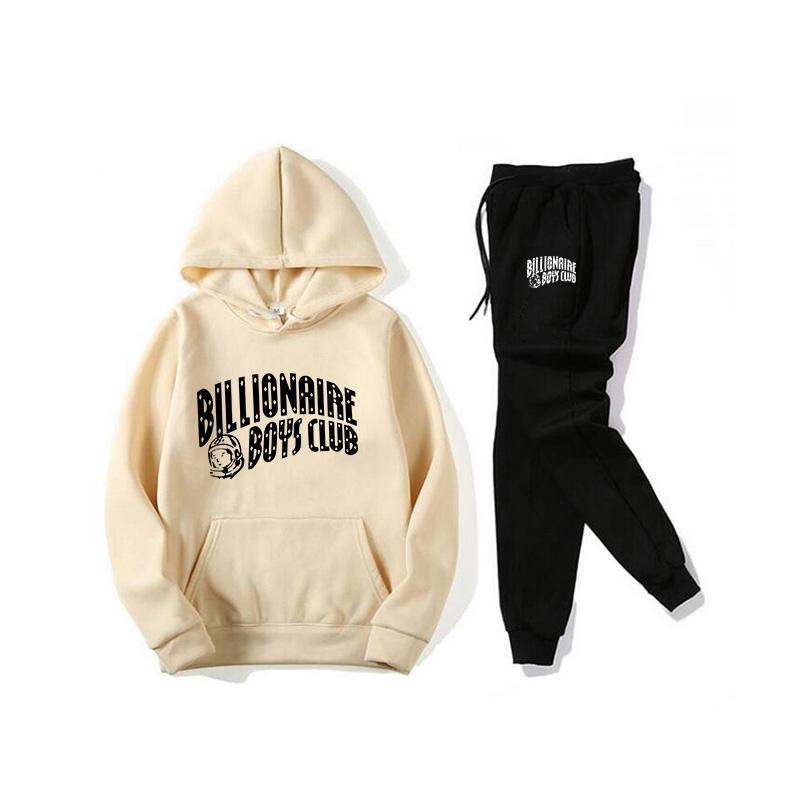 مصمم 2021 الرجال تراكسويت الاتجاه مجموعة البلوز sweatpants الشتاء الرياضية البلوز هوديس عارضة ملابس رجالي الأزياء S-3XL