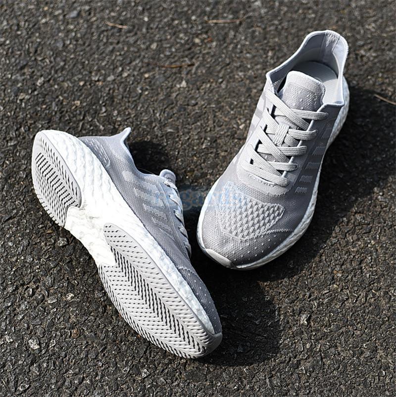 New Treeperi BASF Runner 711 V2 Мужчины Женщины Cool Grey US 5.5 EUR 39 Кроссовки кроссовки для мужчин