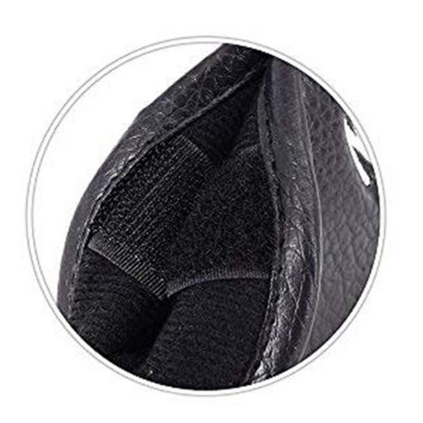 12 Pçs / Set Portable PU Golf Club Head Head Capas Protetor Golfs Cabeça Set G99D L0302