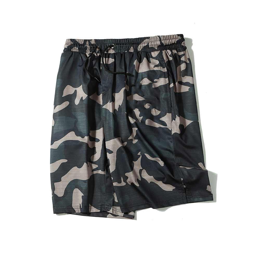 20SS Men's Designer Shorts Moda Mens Carta Bordado Calças Verão Casual Homens Respirável Joelho Comprimento Top Quality Size M-3XL