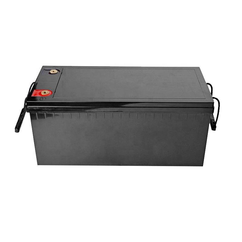 Şarj edilebilir LIFEPO4 12V 24 V 10AH 20AH 30AH 50AH 100AH 120AH 150AH 200AH 300AH Pil Paketi Güneş Enerjisi Depolama Sistemi