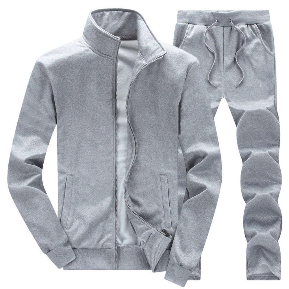 Qiancheng Youpin Air Edition Herbst Herbst Herren Große Anzug Komfortable Männer Casual Hose und Zweiteilige Herrenbekleidung