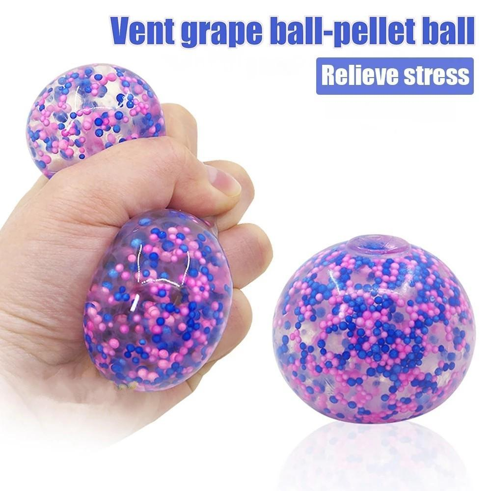 Colorido enredo fidget juguetes mango antiestrés bolas de estrés pegajoso suave peluche juguetes squishy ansiety fidget sensory juguete al por mayor