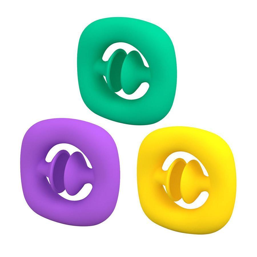 실리콘 FIDGET 장난감 스냅 손을 잡아 당기는 Antistress 장난감 자폐증 특별 욕구 스트레스 구호 조절 간단한 딤플 Fidget Sensory Toys