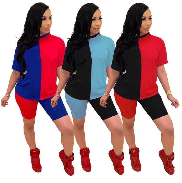 Yeni Bayan Aktif Eşofman Moda Çiçekler Desen Şerit Kıyafetler Ile 2022 Sonbahar Ceket Tayt Toptan Trendy 2 Parça Setleri K3