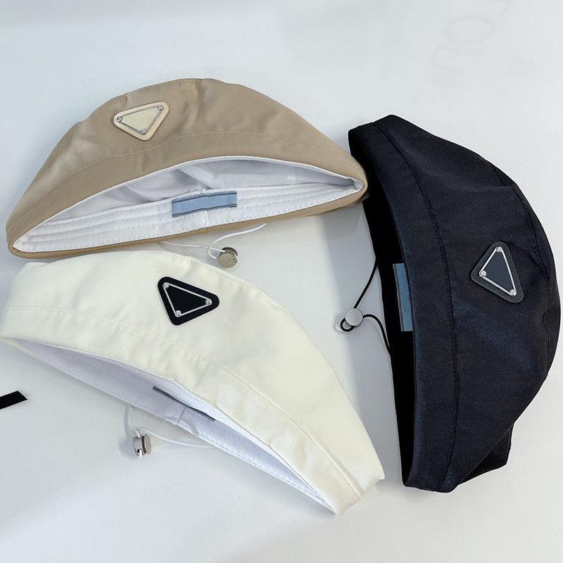 Дизайнерская шапка Cap Beret Casquette бейсболка для бейсбола женщины мужчины летние шапки шляпы мужские ковш шляпа открытый влюбленные сплошные встроенные шляпы D217082F