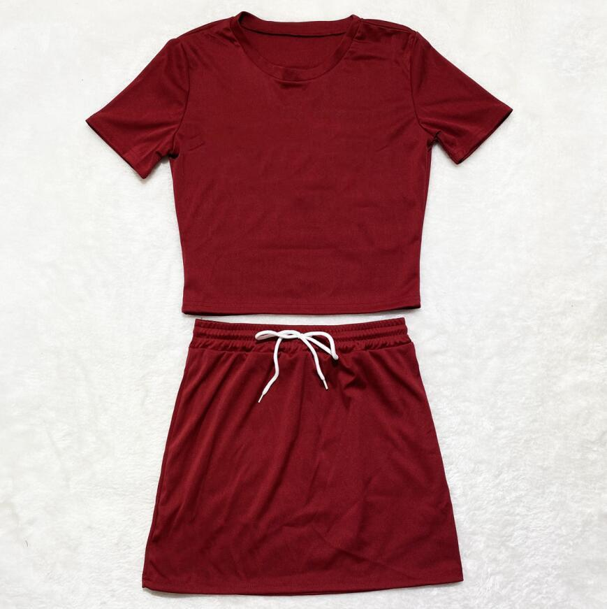women Off Shoulder 2 two piece tracksuits set Summer clothes bow-knot crop top Shorts outfits suits jogging sportswear plus size Clothing